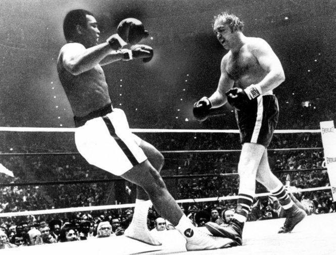 Chuck Wepner, Muhammad Ali