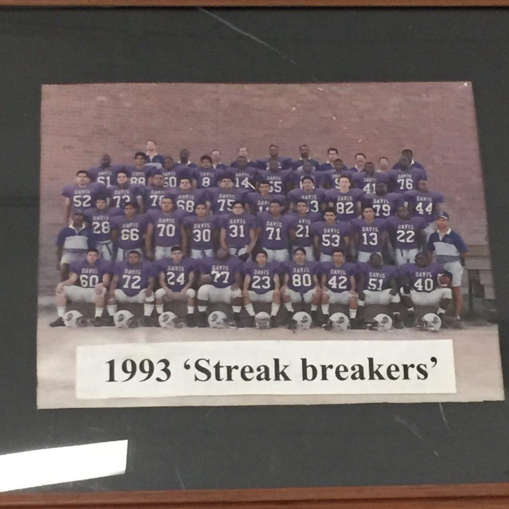 Streak breakers